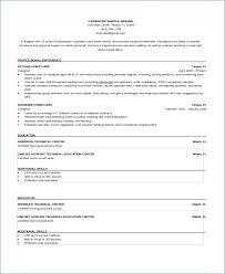 Sample Resume Of Caregiver For Elderly Kantosanpo Com