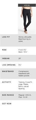 Nordstrom Women U S Clothing Size Chart Www