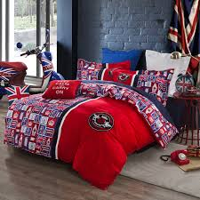 personable red and blue duvet cover fresh on covers exterior bedroom decorating ideas