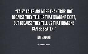Neil Gaiman Quotes Gorgeous Famous Fairy Tales Quotes By Neil Gaiman Golfian