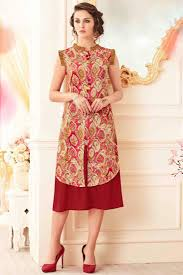 Ethnic Kurti Design Indian Designer Ethnic Latest Kurti Designs 2018 For Casual