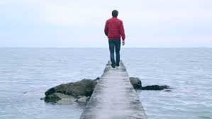 lonely man with red jacket stockvideos filmmaterial 100 lizenzfrei 9895097 shutterstock
