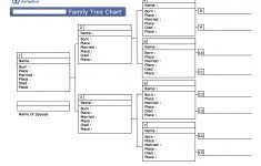 Charts For Family Trees Yelom Digitalsite Co Free Tree Upaspain