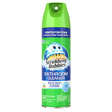 scrubbing bubbles 20 fl oz shower and bathtub cleaner