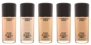 Mac Studio Fix Fluid Skin Balancing Complex Beauty Trends