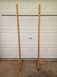 furniture to hang clothes. portable clothes rack hanging solid wood with adjustable height note and width furniture to hang