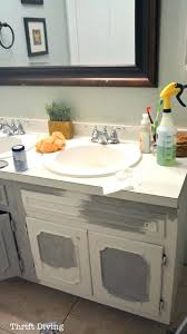 refinishing bathroom vanity likeable best refinish bathroom vanity ideas on of refinish bathroom cabinets diy resurface