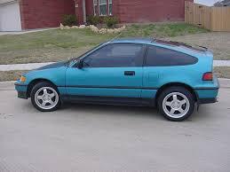 My 1991 CRX SI after SOHC ZC swap | Automotive | Pinterest | Honda ...