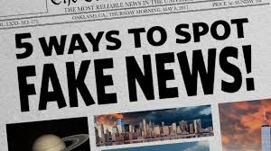 <b>5 Ways</b> To Spot Fake <b>News</b> - YouTube