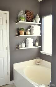 installing ikea ekby shelves in the
