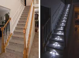led stair lighting. led stair lighting
