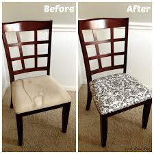 cute fascinating chair fabric ideas dining room chairs if you think can t recover a chair