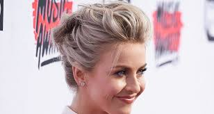julianne hough s braid hairstyle cat eye makeup in dancing with the stars is last night s best look
