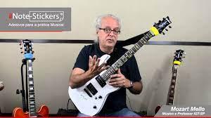 Mozart Mello Guitarra depoimento CUT - YouTube