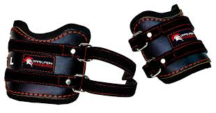 leather wrist wraps left and right 2