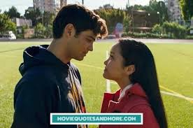 A sequel based on the second book in the series, to all the boys: Best Quotes From Netflix S To All The Boys I Ve Loved Before Movies Series