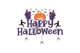Happy Halloween Svg Cut File By Creative Fabrica Crafts Creative Fabrica