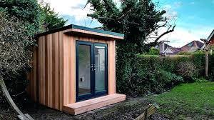 outdoor garden office.  Garden Small Garden Rooms Office Pod By Fortress Outdoor   In Outdoor Garden Office Y