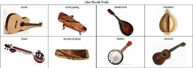 Cuma beberapa alat musik berikut ini adalah yang paling terkenal dan populer di masing masing daerah. Alat Alat Musik Berdasarkan Cara Memainkannya Serta Contoh Dan Gambar Alat Musik Musical Instrument Berbagaireviews Com