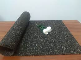 ... Eco Rubber Foam Soundproof Underlay For Carpet Or Wood Floor Laminated  Floor Laminate Flooring Foam Underlayment ...