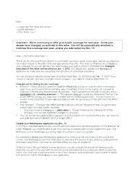 Sample Cobra Termination Letter Lease Termination Letter Template Unique Client Insurance