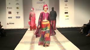 Kamali Designer Delhi Indian Ethnic Wear By Krishna Mehta Delhi Fashion Show
