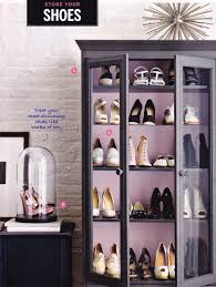 must display shoes this way.... hopefully its an excuse to buy more