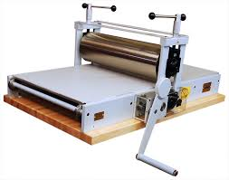 takach table etching press