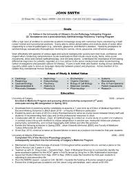 Clinical Assistant Resume Clinical Clerkship Resume Template