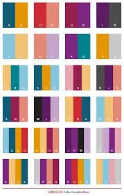 Color Schemes   Gorgeous color schemes, color combinations, color palettes  for print .