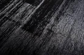 black bamboo flooring patio