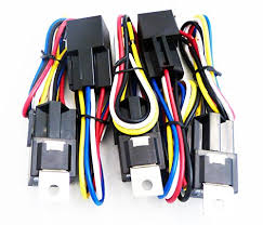 genssi 30 40 amp relay and wire harness spdt 12v 40a pack of 5 genssi 30 40 amp relay and wire harness spdt 12v 40a pack of 5 in the uae see prices reviews and buy in dubai abu dhabi sharjah desertcart