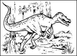 Small Picture Stunning Childrens Coloring Pages Dinosaurs Pictures New