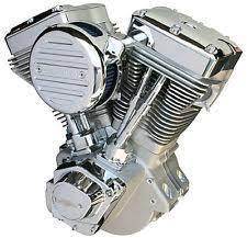 harley engine jireh cycles fat bastard natural 131c i evo engine for harley 84 99 and