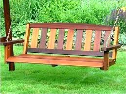 wooden yard swing wooden porch swings with stand wooden porch swing wooden canopy swing cedar porch