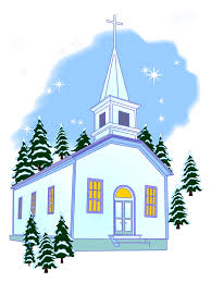 Image result for picture of winter church