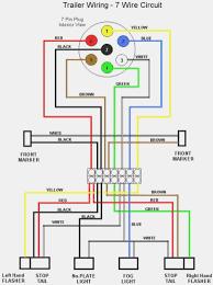 dump trailer wiring plug 6 way trailer Pj Dump Trailer Wiring Diagram For 7 Way Plug