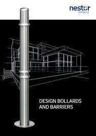 Bollard Design Load Catalogue Design Bollards By Nestor Company Issuu
