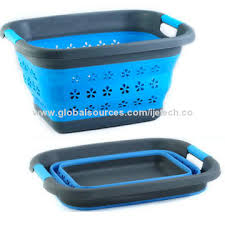 Collapsible Laundry Basket Plastic