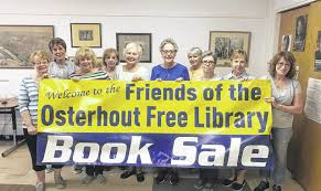 Friends of the Osterhout Library plan 43rd annual book sale | Times ...