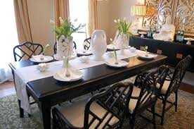 40 Dining Room Table Settings For Fine Cozy Dining Table Setting Beauteous Dining Room Table Settings Decoration