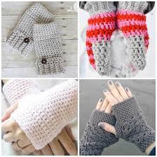 Free Crochet Patterns For Fingerless Gloves