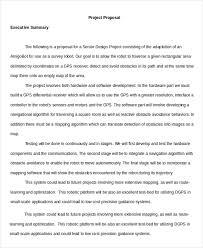 Executive Summary Sample For Proposal 9 Executive Summary Examples Word Pdf Free Premium