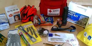a school emergency kit checklist