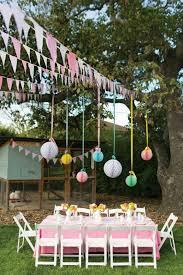 5 cute kids garden party ideas for