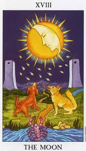 Introduction to tarot and the sephiroth tarot, a centuries old card system, summarizes universal wisdom with symbolic visual representations. Moon Tarot Card Meaning Alizon Tarot