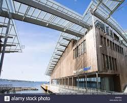 Curved Architecture Modern Scandinavian Architecture Home Design Minimalist