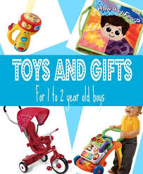 Best Gifts & Top Toys for 1 year old Boys in 2014 - Christmas & Birthday