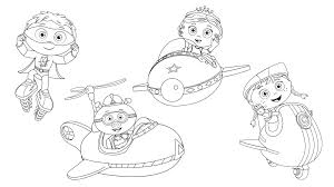 Small Picture Super Why Coloring Pages Best Coloring Pages For Kids