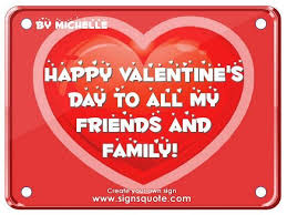 Valentine Quotes For Friends Impressive Happy Valentines Day Quotes Happy Valentine's Day Quotes Friends